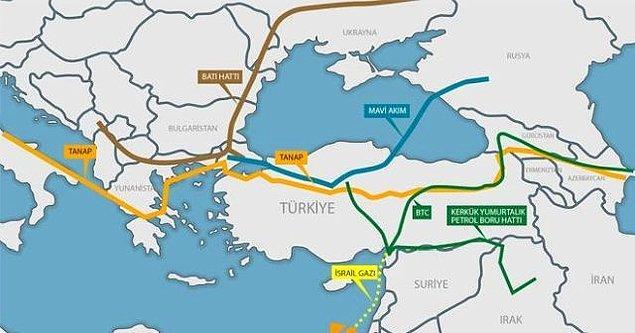 1998: Rusya'dan Türkiye'ye boru hattı ile doğalgaz getirecek olan Mavi Akım Projesi için müteahhit firmalar arasında anlaşma imzalandı.