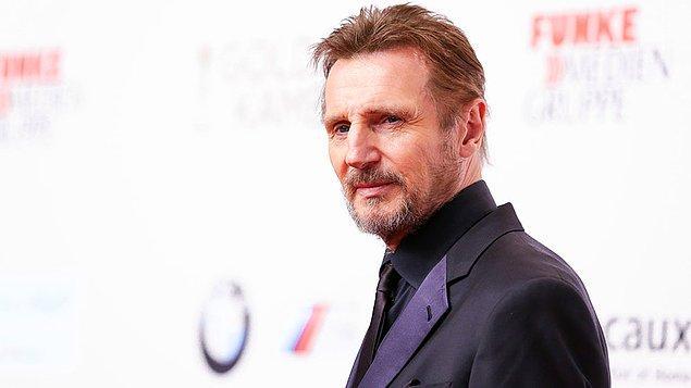 13. Liam Neeson, 15 yaşındaki bir öğrencisi ona bıçak çektiği için çocuğu yumruklamış, bu da öğretmenlik kariyerinin sonu olmuştur.