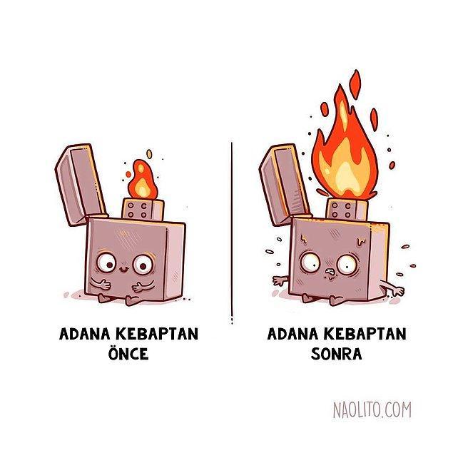 Anca taharet söndürür bu ateşi...