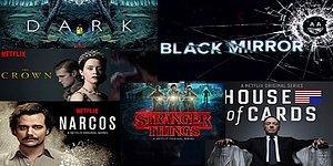 Bu Netflix Dizileri Testinde 12/15 Yapmak Çok Zor!