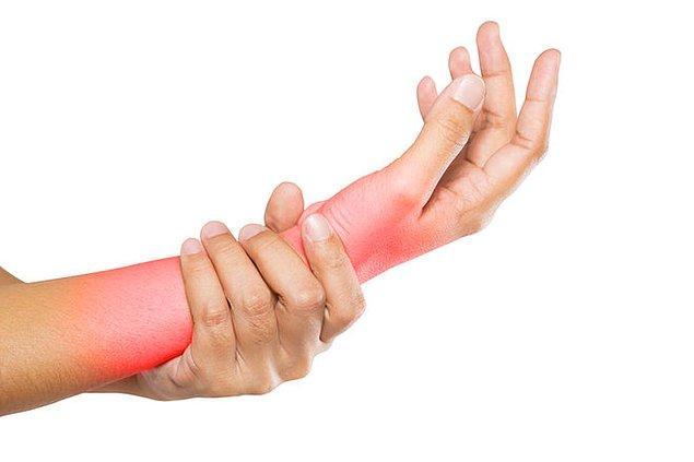 Ön kollarda üç ana kas vardır: Fleksör, ekstansiyon ve brachioradialis.