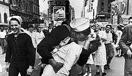 Dünyanın En Ünlü Öpücüğünün Yıldızı Hayatını Kaybetti: 'İkinci Dünya Savaşı'nı Bitiren Fotoğraf' ve İlginç Hikâyesi