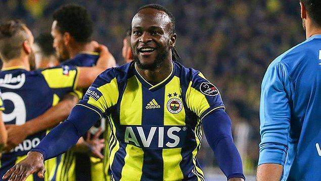 24. Moses - Fenerbahçe