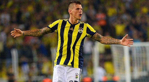 26. Skrtel - Fenerbahçe