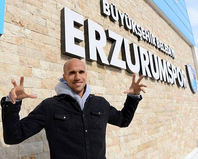 32. Obertan - Erzurumspor