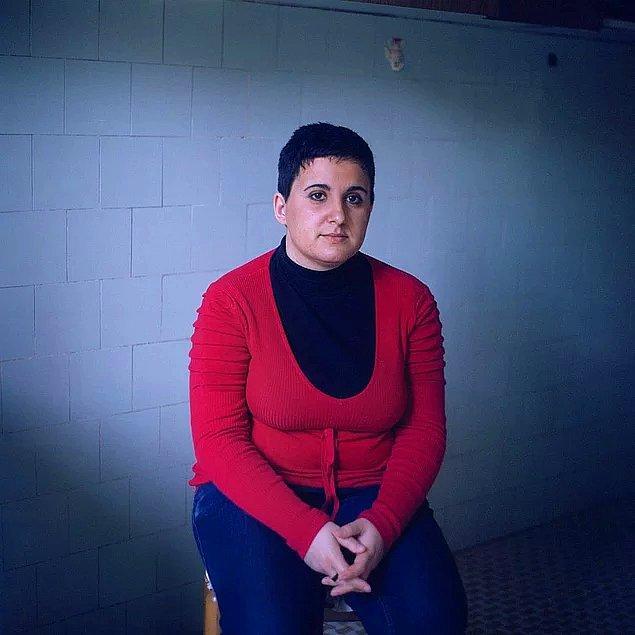 Lea, 26, Roma, aseksüel ve gri romantik.