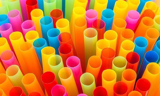 Amerikalılar her gün çöpe yüz milyonlarca pipet atıyor.