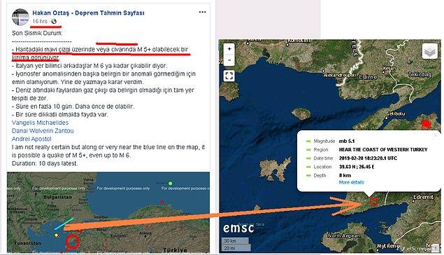 Depremlerin tahmin edilip edilemeyeceği halen daha tartışılırken bu sayfada işaret edilenleri dikkate almakta fayda var.