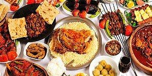 Yöresel Türk Yemeklerine Ne Kadar Hakimsin?