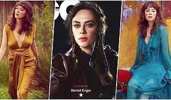 Aslında Asrın Kadını! Demet Evgar'ın 'Yılın Kadını' Ödülünü Sonuna Kadar Hak Ettiğinin Kanıtı 19 Instagram Paylaşımı