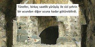 Yeraltından Yollar: İstanbul'un Yüzyıllara Meydan Okuyan Yeraltı Dehlizleri