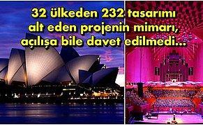 Danimarkalı Bir Mimarın Deniz Kabukları ve Kuş Kanatlarından İlham Alarak Tasarladığı Görkemli Yapı: Sidney Opera Binası