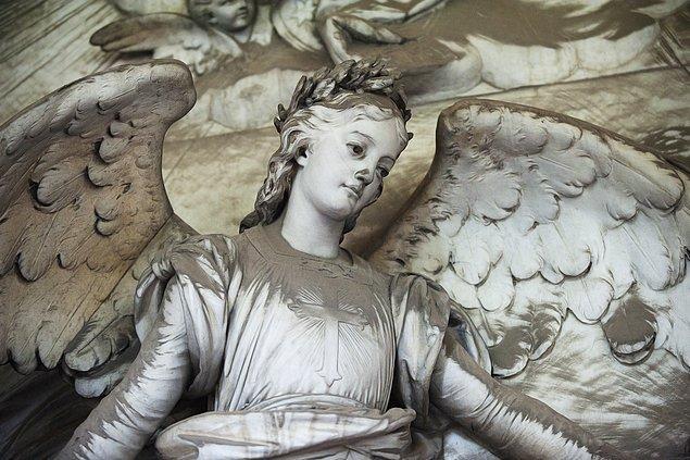 15. Monumental Cemetery of Staglieno, Cenova, 1851.