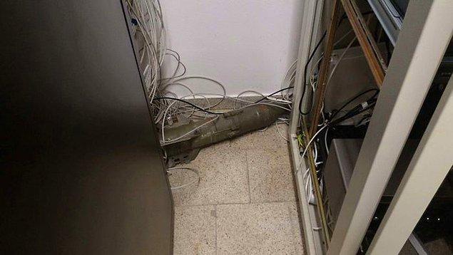Sistem odasında bulduğum bu şey bir çeşit patlayıcı mı?