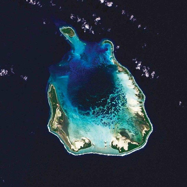 Cocos Adaları, Hint Okyanusu.