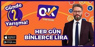 """Türkiye'nin En Çok Kazandıran Bilgi Yarışması """"Oyna Kazan"""" Kuruş Değil Binlerce Lira Dağıtıyor!"""