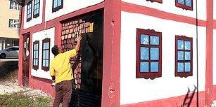 Şehir Şehir Gezip Trafo ve Okulları Renklendiren Güzel İnsan: Şenol Yıldırım