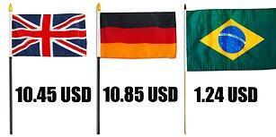 Dünyada Asgari Ücretler Ne Durumda? Ülke Ülke Saatlik Asgari Ücret Rakamları