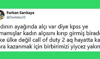 Komik ama Haklı İsyanlarıyla Twitter'a Senelerdir Kahkaha Attıran Furkan Sarıkaya'dan 14 Paylaşım