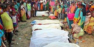 Hindistan'da Kaçak İçkiden Zehirlenen 89 Kişi Hayatını Kaybetti