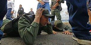 Venezuela'da Neler Oluyor? Guaido 'Yetkililer Türkiye'ye Kaçtı' Dedi, Maduro Kolombiya ile İlişkileri Kesti