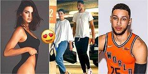 Kendall Jenner ve NBA Oyuncusu Ben Simmons'ın Gözlerden Uzak Yaşadıkları Hayran Olunası Aşkları!