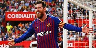 Lionel Messi, 50. Hat-Trick'ini Yaptı: İşte Messi'nin Kariyerinde Yaptığı Tüm Hat-Trick'ler!