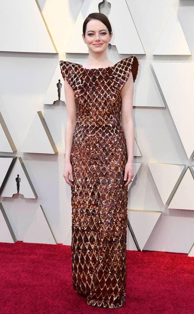 9. Emma Stone