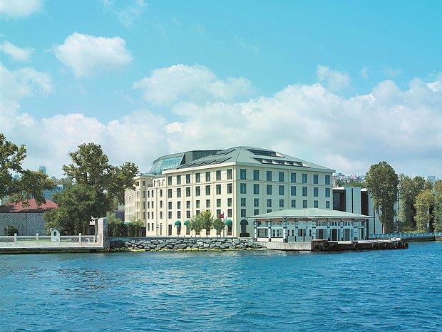 Shangri-La, Beşiktaş