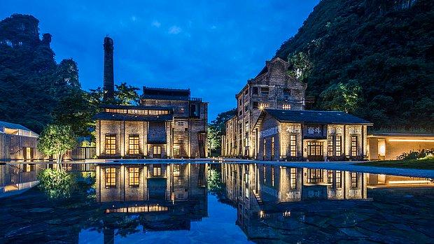 Alila Hotel, Çin