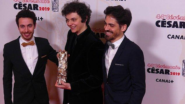 12. Fransa'nın Oscar'ı kabul edilen 44. César Ödülleri'nde, Ayçe Kartal 'Kötü Kız' filmiyle En İyi Animasyon Kısa Film dalında ödül kazandı.