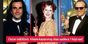 37 Yıldır Rekor Kırılamadı! Tüm Zamanların En Çok Oscar Kazanan Aktör ve Aktrisleri