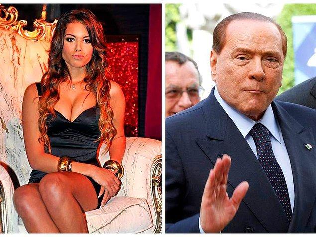 Mahroug ifadesinde sözlerin kendisine ait olduğunu ama arkadaşlarına bilerek yalan söylediğini belirtti. Berlusconi'yi cezadan kurtarabilecek tek ifade buydu. Ancak soruşturmadan kurtulamadı.