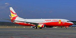 Bindiği Uçağın Motoruna, 'Şans Getirmesi İçin' Bozuk Para Atmıştı: Çinli Hava Yolu Şirketi Yolcuya Dava Açacak