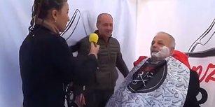 CHP'li Belediye Başkan Adayından İlginç Seçim Çalışması: Tanzim Tıraş Noktası