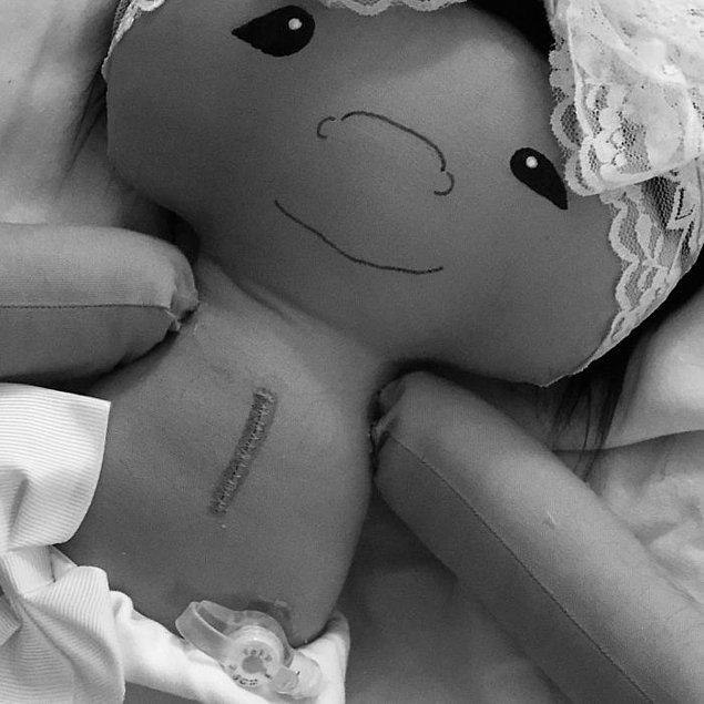 Bu durum sadece güzel olarak tanımlanamaz! A Doll Like Me firmasının ürettiği bebekler, yüzlerce çocuğun hayatında fark yaratıyor.