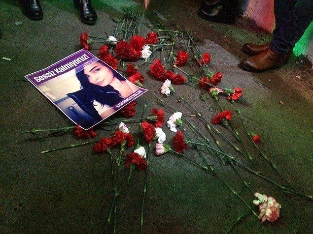 Ölümünün yıl dönümü sebebiyle Aysun'un hayatını kaybettiği yerde ailesi ve arkadaşları tarafından anıldı.