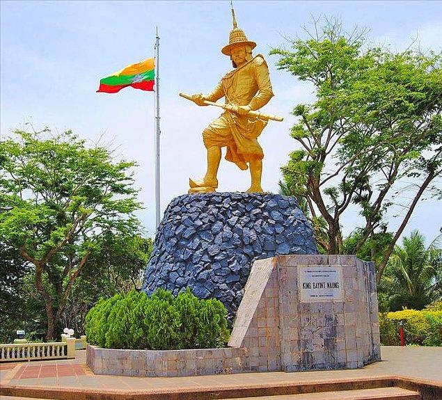 61) Bayinnaung, 1516-1581
