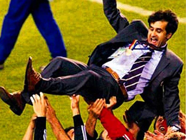 2003 senesindeki Konfederasyonlar Kupası'nda da aynı başarıyı tekrarladı.