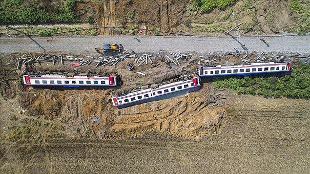 Tren şefi ve makinistler suçlamaları kabul etmedi