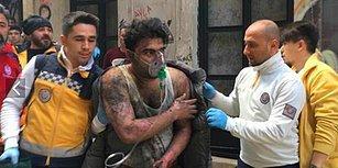 Beyoğlu'nda Yangın: Dört Kişi Hayatını Kaybetti