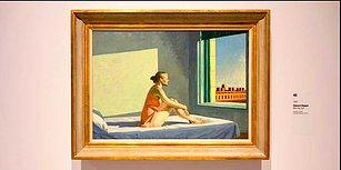 Herkesin Etrafını Saran Acımasız Yalnızlığı Anlatarak Uzun Uzun Düşündüren Tabloların Sahibi: Edward Hopper