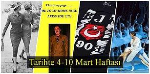Göz Kapaklarıyla Yazılan Kitap, Ankara'da Kraliçe II. Elizabeth ve Rock'N'Roll... Tarihte 4-10 Mart Haftası ve Yaşanan Önemli Olaylar