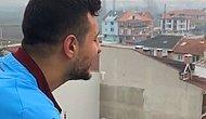 Baba 'Trabzonsporlu Olmayana Kız Vermem' Dedi, Fenerbahçeli Damat Adayı Minareye Çıkıp 'Bize Her Yer Trabzon' Diye Bağırdı