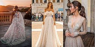 Baharın Gelişiyle Düğün Sezonu Açıldı Bile! Seçimini Son Ana Bırakan Gelinler İçin 2019 Trendi 17 Harika Gelinlik