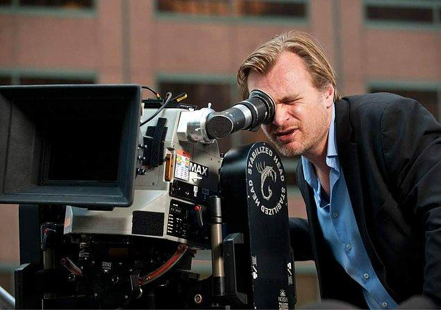 6. Christopher Nolan (1970 - )