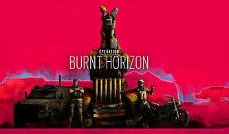 Böyle Güncelleme mi Olur? 54 GB'lik Burnt Horizon Güncellemesi ile Adeta Baştan Yazılan Oyun: Rainbow Six Siege!