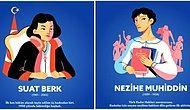 Avrupa Birliği Türkiye Delegasyonu'ndan 8 Mart Dünya Kadınlar Günü'ne Özel Anlamlı Kampanya: Türkiye'nin Öncü Kadınları!