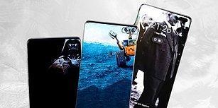 Samsung Galaxy S10'un Sıra Dışı Ön Kamerası İçin Yaratıcı Duvar Kağıtları Tasarlandı! İşte Kullanabileceğiniz 12 Wallpaper