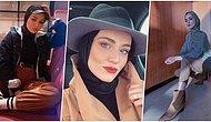 Güzellik Çeşit Çeşit! Başörtüleri ve Kendilerine Özgü Stilleriyle Adeta Birer Moda İkonu Olan Kadınlar